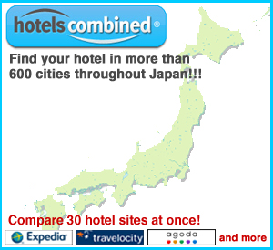 Find your hotels in 500 cities throughout Japan!!!