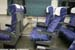 Reserved ordinary seat of Overnight Express Noto