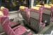 Reserved ordinary seat for women only of Overnight Express Noto