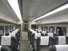 JR Shikoku 2000 series Green seat