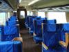 JR Shikoku 8000 series Green seat