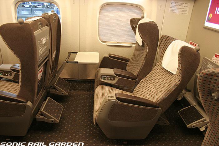 Tokaido Shinkansen Image Gallery Check The Interior And