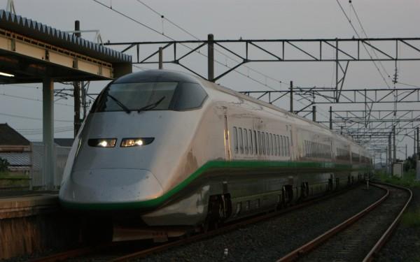 Direct transfer to Yamagata and Shinjo, Yamagata Shinkansen (bullet train)