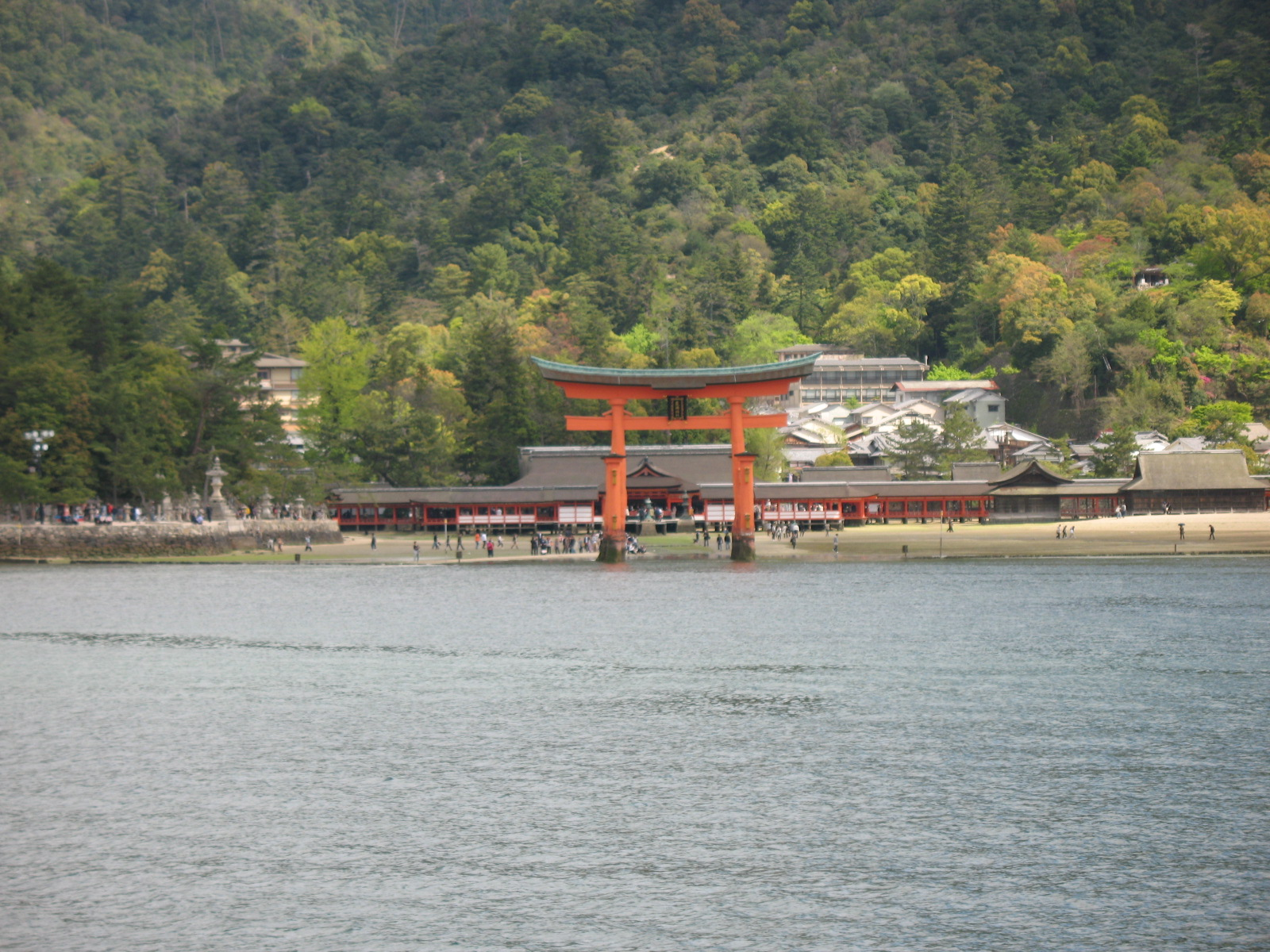 How to access to Miyajima from Hiroshima by local train. No extra charge for Japan Rail Pass user.