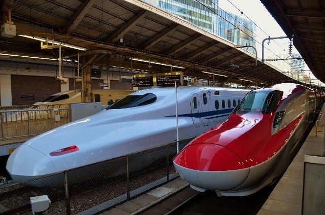 Direct access to Akita from Tokyo, Akita Shinkansen (bullet train)