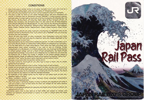 How to choose Rail Pass to travel Japan. Summary of most of rail passes in Japan