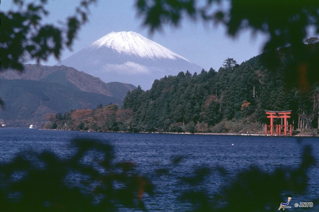 Sample itinerary of Osaka, Kyoto, Hakone, Fuji and Tokyo classic route