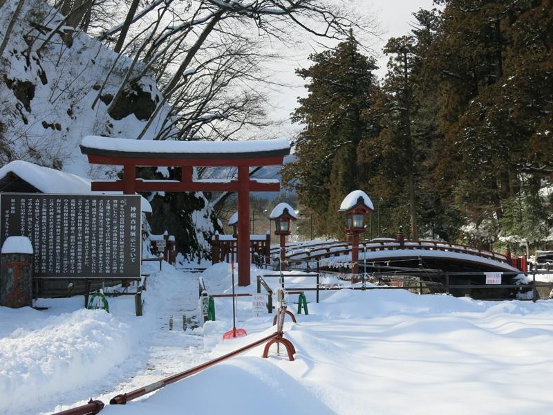 Trip to Aizu, Nikko and Hakone in 2014 winter – Part 10, sightseeing in Nikko