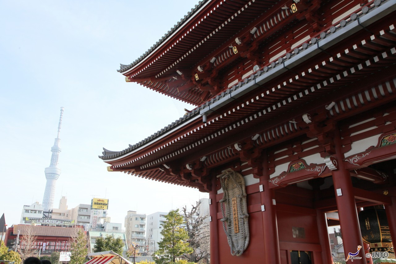 Sample itinerary of Tokyo, Hakone, Kyoto and Osaka classic route in 7 days