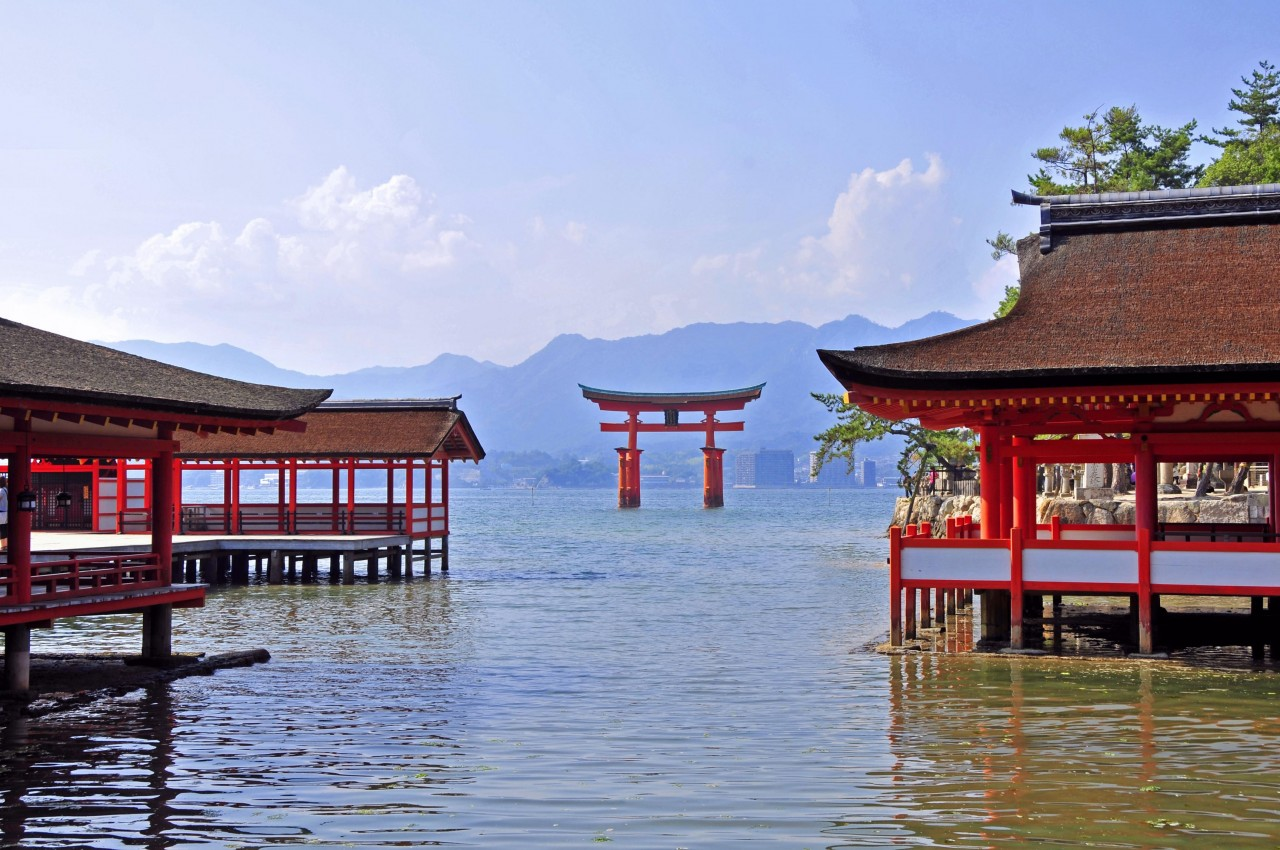 Sample itinerary of day trip to Hiroshima and Miyajima from Osaka/Kyoto