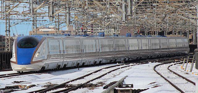 Hokuriku Shinkansen, direct access to Kanazawa, Nagano and Toyama from Tokyo.
