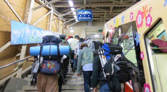 Trip report of Tateyama Kurobe Alpine Route from Toyama to Nagano