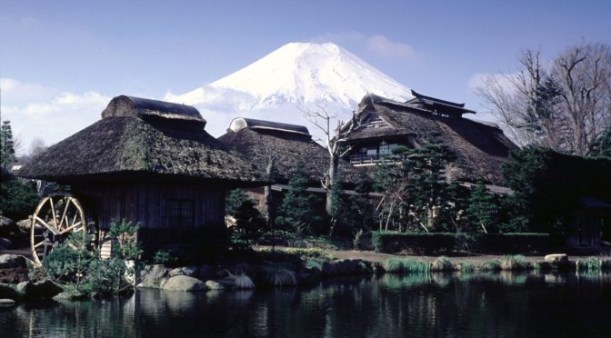 Fuji and Hakone two days trip sample itinerary