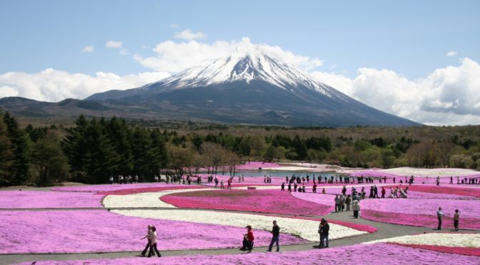 How to build the trip plan to Fuji area. Various sample itineraries of Fuji Five Lakes and 5th station